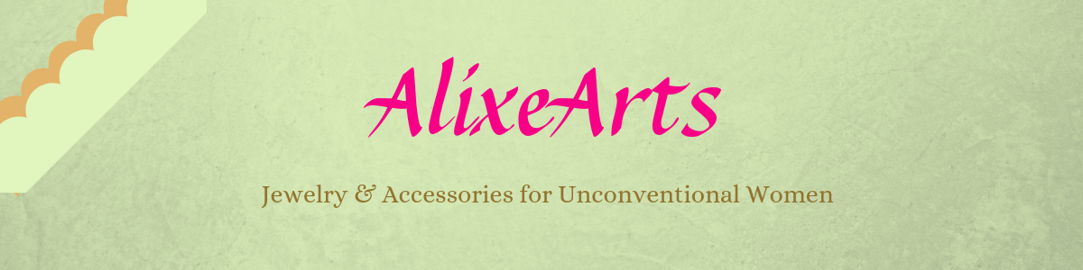 AlixeArts – Jewelry & Accessories for Unconventional Women